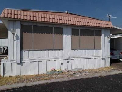 Mobile Home at 4470 E Vegas Valley Dr Spc 161 Las Vegas, NV 89121