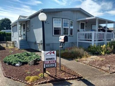 Mobile Home at 77500 S Sixth Street, Sp. #b-7 Cottage Grove, OR 97424