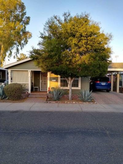 Mobile Home at 17835 N. 17Th Pl., #58 Phoenix, AZ 85022