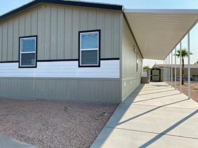Mobile Home at 2000 S. Apache Rd., Lot #183 Buckeye, AZ 85326
