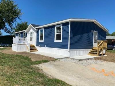 Mobile Home at 2 Cherry Lane Bourbonnais, IL 60914