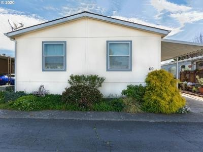 Mobile Home at 18485 Sw Pacific Dr #100 Tualatin, OR 97062