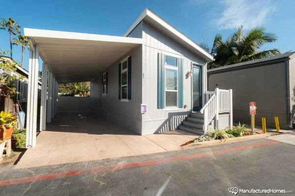 2019 Silvercrest Mobile Home For Sale