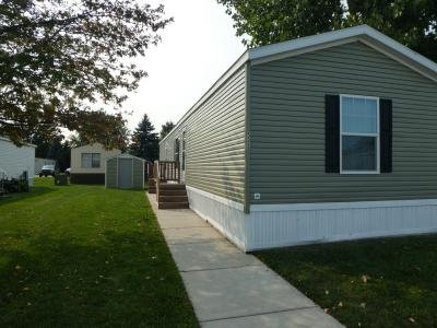 Mobile Home at 8559 Maurice Ct Newport, MI 48166