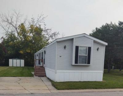 Mobile Home at 10340 Midland Rd Lot # 36 Freeland, MI 48623
