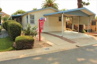 Mobile Home at 1120 Pepper Dr #92 El Cajon, CA 92021
