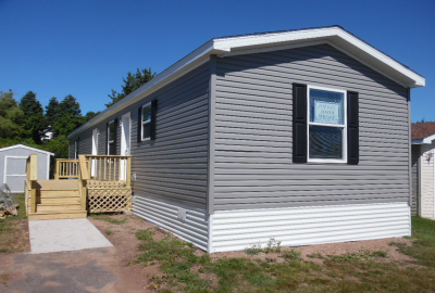 Mobile Home at 23 Arbutus Drive Duluth, MN 55810