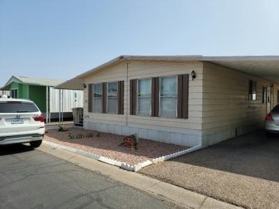 Mobile Home at 8780 E. Mckillips Rd. # 288 Scottsdale, AZ 85257