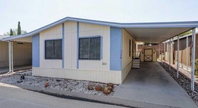 Mobile Home at 8401 S Kolb Rd., #201 Tucson, AZ 85756