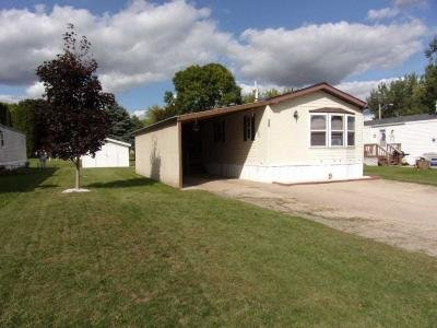 Mobile Home at 105 Northwood Village New London, WI 54961