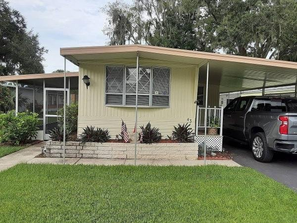 1974 GLEN Mobile Home For Sale