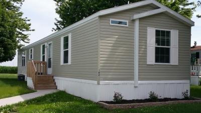 Mobile Home at 11325 140Th Street #14 Davenport, IA 52804