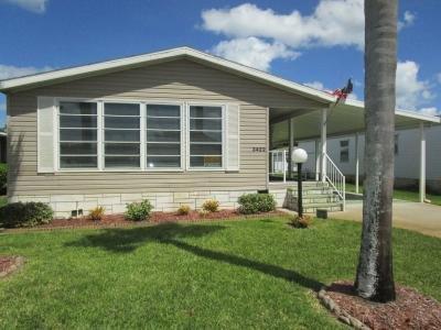 Mobile Home at 3422 Heatherway Lane Sebastian, FL 32958