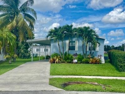 Mobile Home at 11633 SW 10th Street Davie, FL 33325