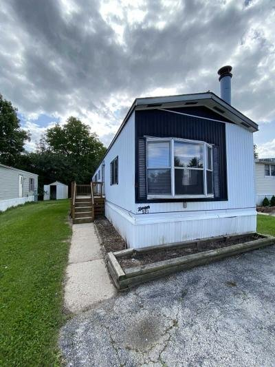 Mobile Home at 1599 N. Portwashington Rd #s-21 Grafton, WI 53024