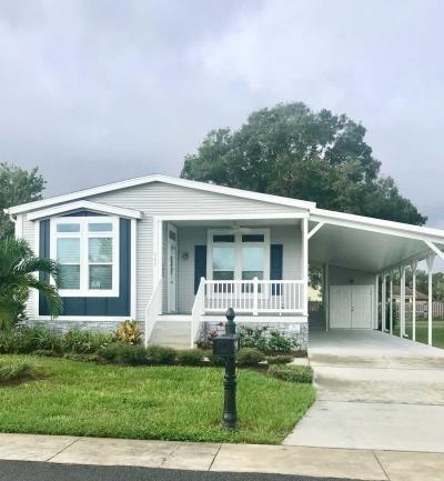 Mobile Home at 464 Flintrock Ave West Melbourne, FL 32904