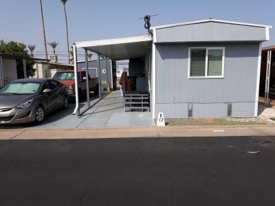 Mobile Home at 7807 E. Main St., # E-17 Mesa, AZ 85207