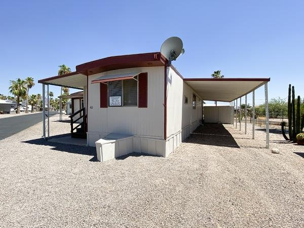 1967 Pace Mobile Home For Rent