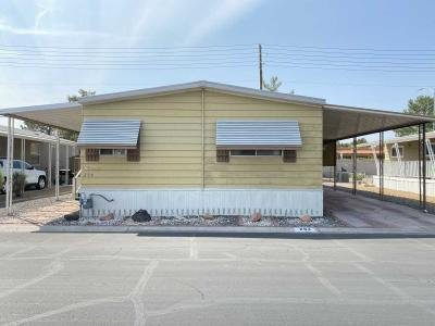 Mobile Home at 2900 S. Valley View Bl. Las Vegas, NV 89103