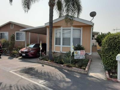 Mobile Home at 3126 W First Street, #41 Santa Ana, CA 92703