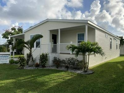 Mobile Home at 7110 42Nd Way N # 1223 Riviera Beach, FL 33404