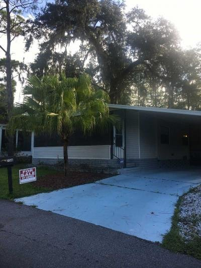 Mobile Home at 756 Sheriff Lane Kissimmee, FL 34746