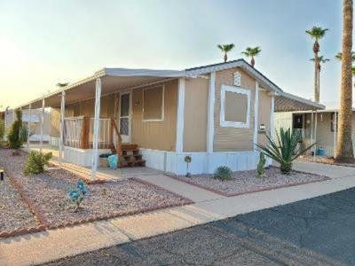 Mobile Home at 301 S. Signal Butte Rd. Apache Junction, AZ 85120