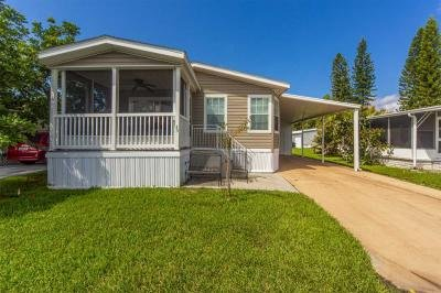 Mobile Home at 799 E Klosterman Rd Lot 55 Tarpon Springs, FL 34689