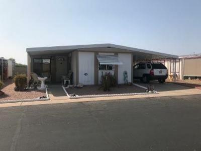 Mobile Home at 661 S. Hawes Rd. Mesa, AZ 85208
