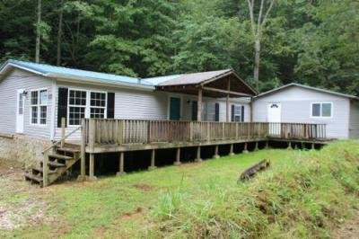 Mobile Home at 893 Dent Fork Road Hewett, WV 25108