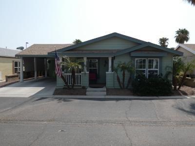 Mobile Home at 1110 North Henness Rd. #1290 Casa Grande, AZ 85122