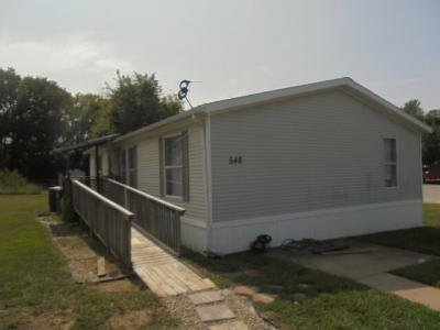 Mobile Home at 3323 Iowa Street, #548 Lawrence, KS 66046