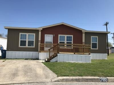 Mobile Home at 9605 Hwy 90 West Lot #280 San Antonio, TX 78245