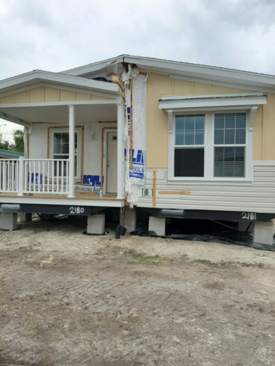 Mobile Home at 215 Caviller Court North Fort Myers, FL 33917