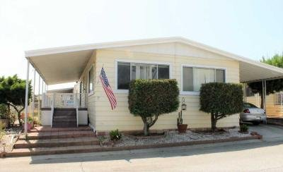 Mobile Home at 2601 E. Victoria Street Rancho Dominguez, CA 90220