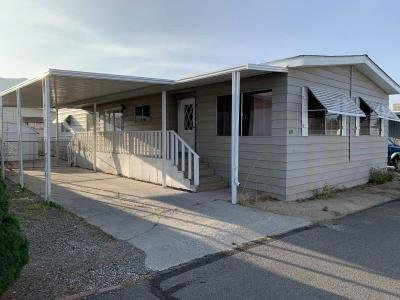 Mobile Home at 170 Koontz Ln #69 Carson City, NV 89701