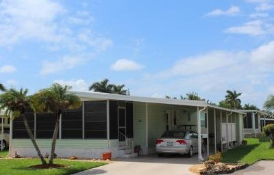 Mobile Home at 36 Galente Court Fort Myers, FL 33912