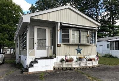 Mobile Home at 41, 83 Clark Road Shirley, MA 01464
