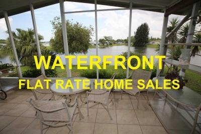 Mobile Home at 7300 20Th Street Lot #200 Vero Beach, FL 32966