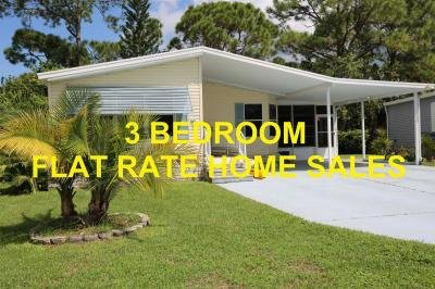 Mobile Home at 150 Dusky Sparrow Vero Beach, FL 32966