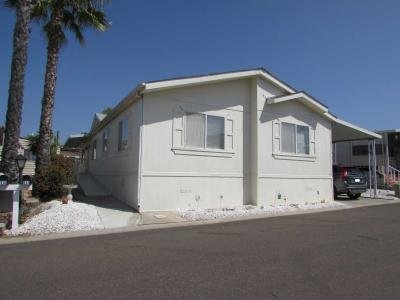 Mobile Home at 9395 Harritt Rd #137 Lakeside, CA 92040