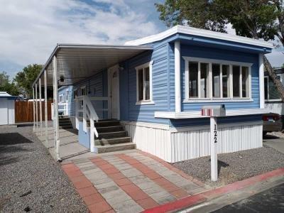 Mobile Home at 2301 Oddie Bl # 122 Reno, NV 89512