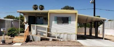 Mobile Home at 701 S. Dobson Rd. Lot 37 Mesa, AZ 85202