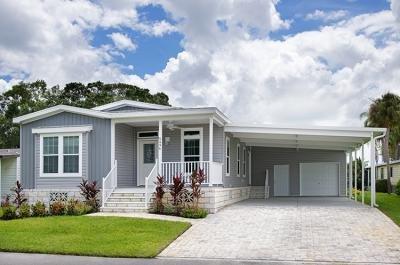 Mobile Home at 5496 Halifax Drive Lot 406 Sarasota, FL 34233