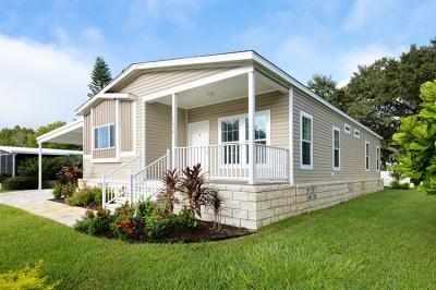 Mobile Home at 5430 Whitehaven Lane Lot 287 Sarasota, FL 34233