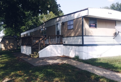 Mobile Home at 1208 Se 42Nd Street Topeka, KS 66609