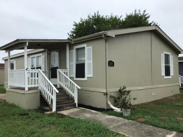 2001 HBOS Manufacturing Mobile Home For Sale