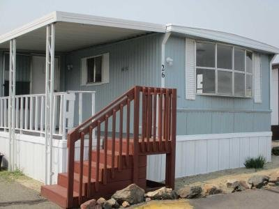 Mobile Home at 170 Koontz Lane #26 Carson City, NV 89701