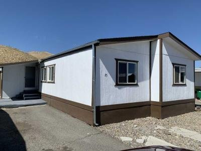Mobile Home at 170 Koontz Ln #25 Carson City, NV 89701
