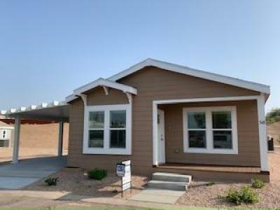Mobile Home at 2501 W Wickenburg Way Sp#348 Wickenburg, AZ 85390